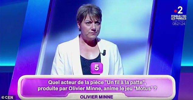 法國女子在智力競賽中193連勝,獎金累計16萬英鎊,打破記錄