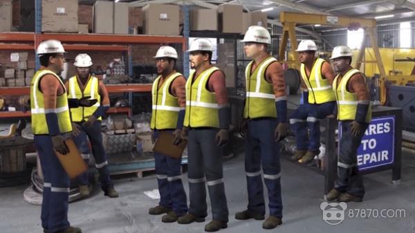利用VR模拟危险场景!看采矿业如何应用VR提升工人安全意识