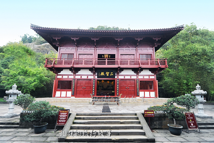 """中國唯一的武則天祀廟 供奉1300年前世上唯一""""武后真容""""石像!"""