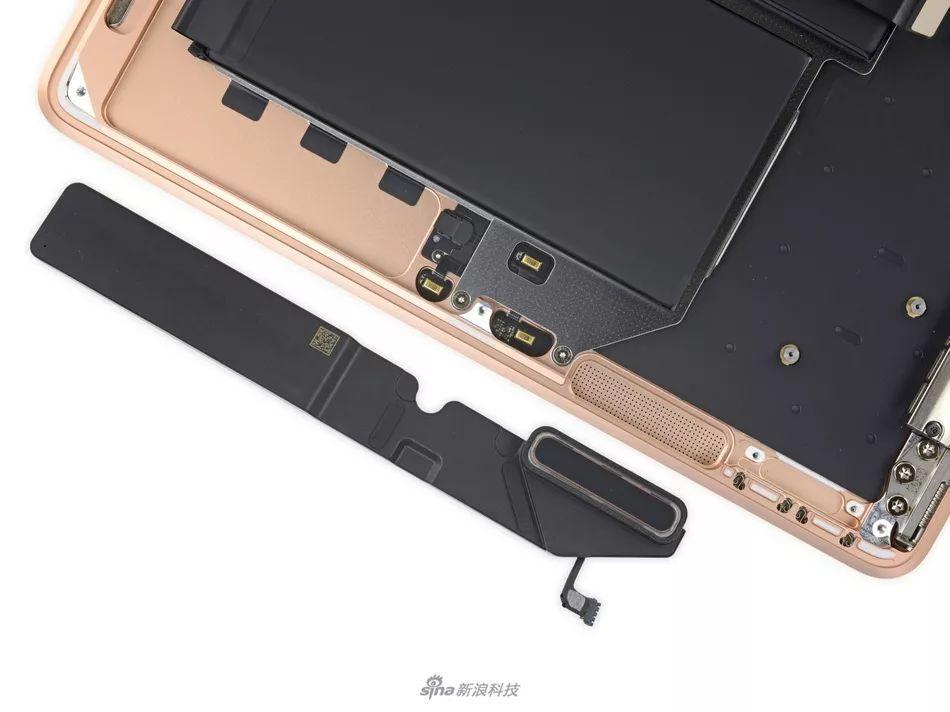 拆開之後才知道新MacBook Air變化有多大