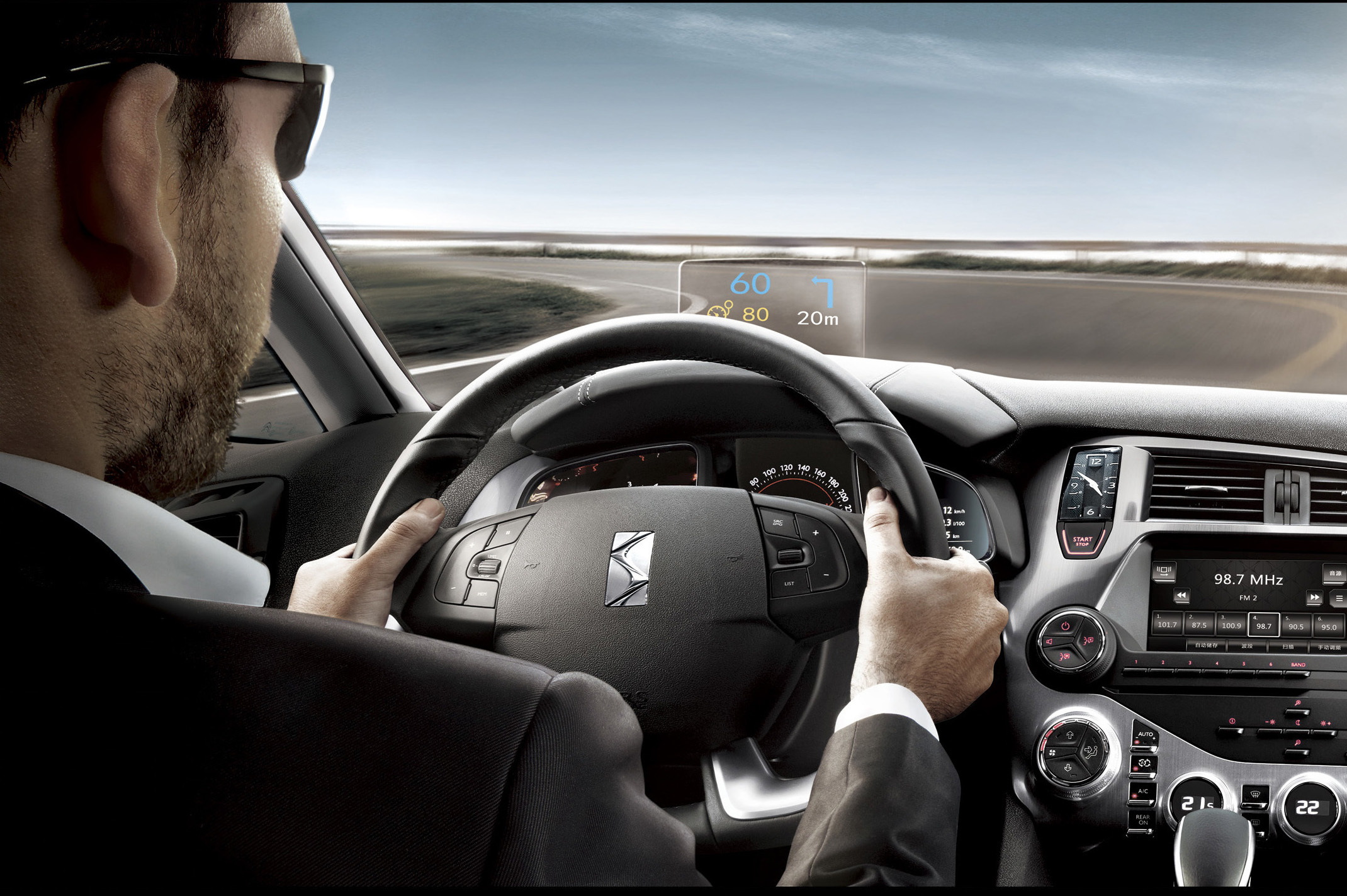 ADAS高级驾驶辅助系统进入高速发展期