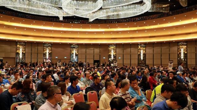 大咖云集,近千人出席《艾德证券期货牛熊对决》金融论坛!