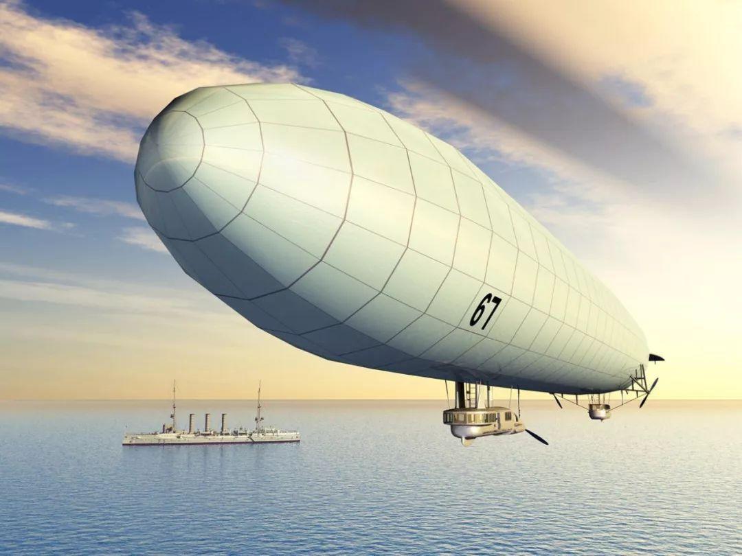 少年科学粉   曾经的空中战场主角――飞艇如何