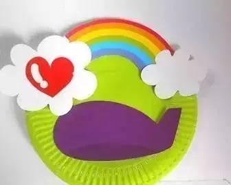 幼儿园纸筒纸盘手工制作!超可爱!