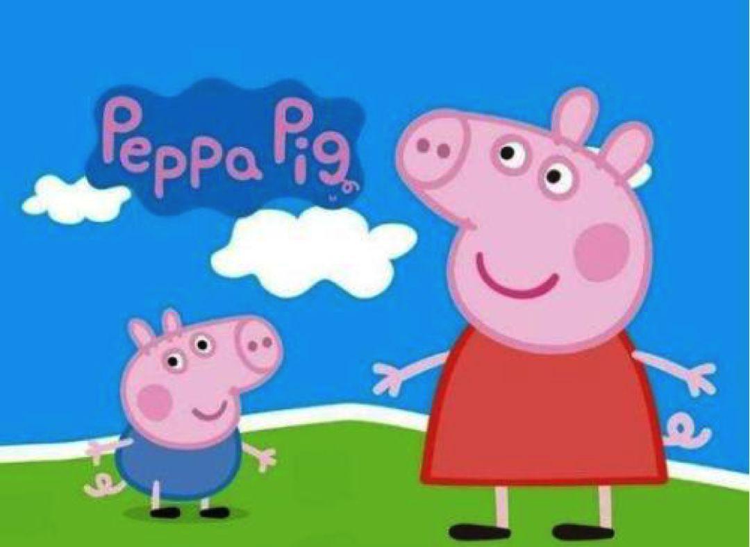 小猪佩奇大拜年 猪福好运全家享