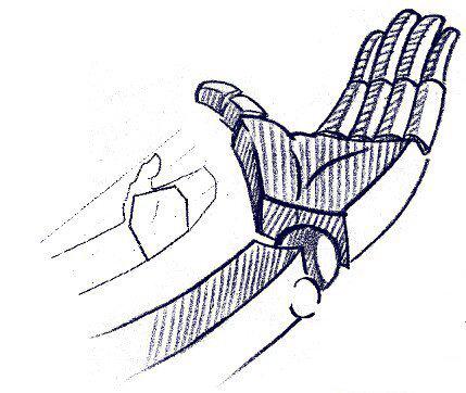 【精品】如何画动漫人物的手