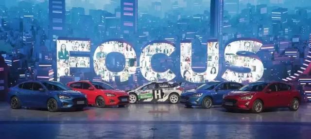 首款搭载8AT的中级车1088万起售新一代福克斯更加运动_天津快乐十