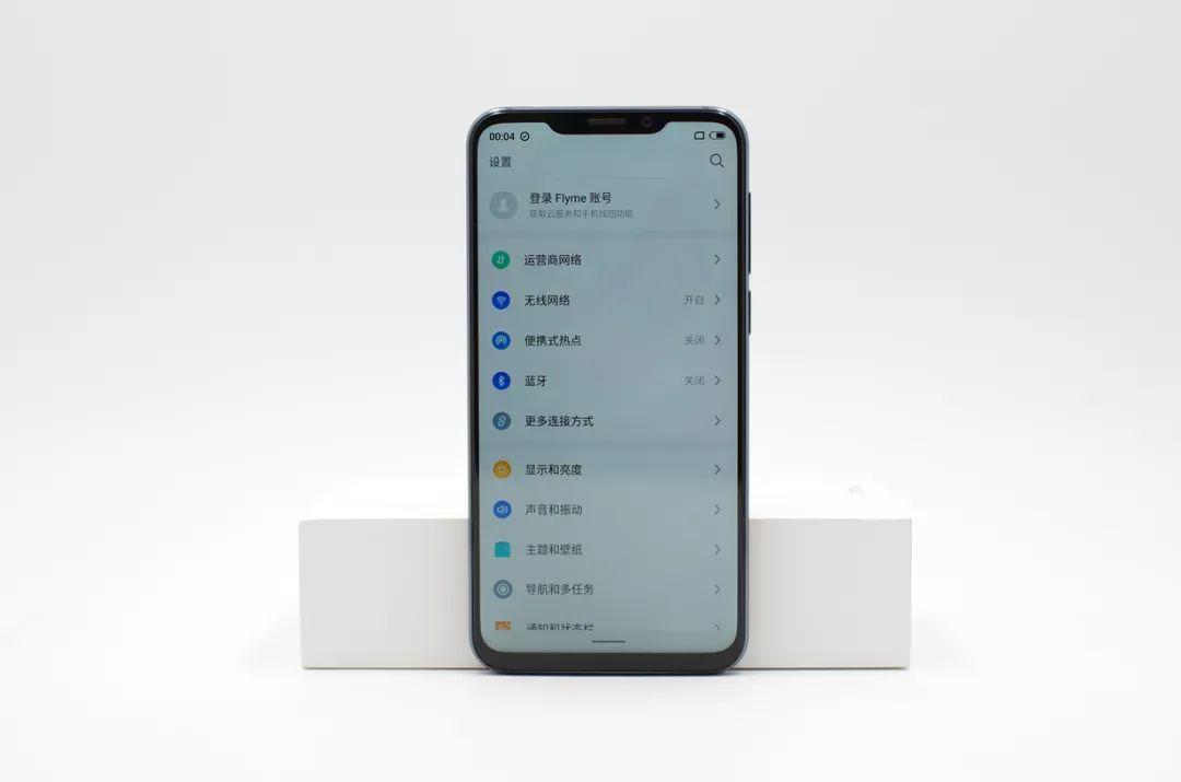魅族x8评测:魅族第一款刘海屏手机,速来围观!图片