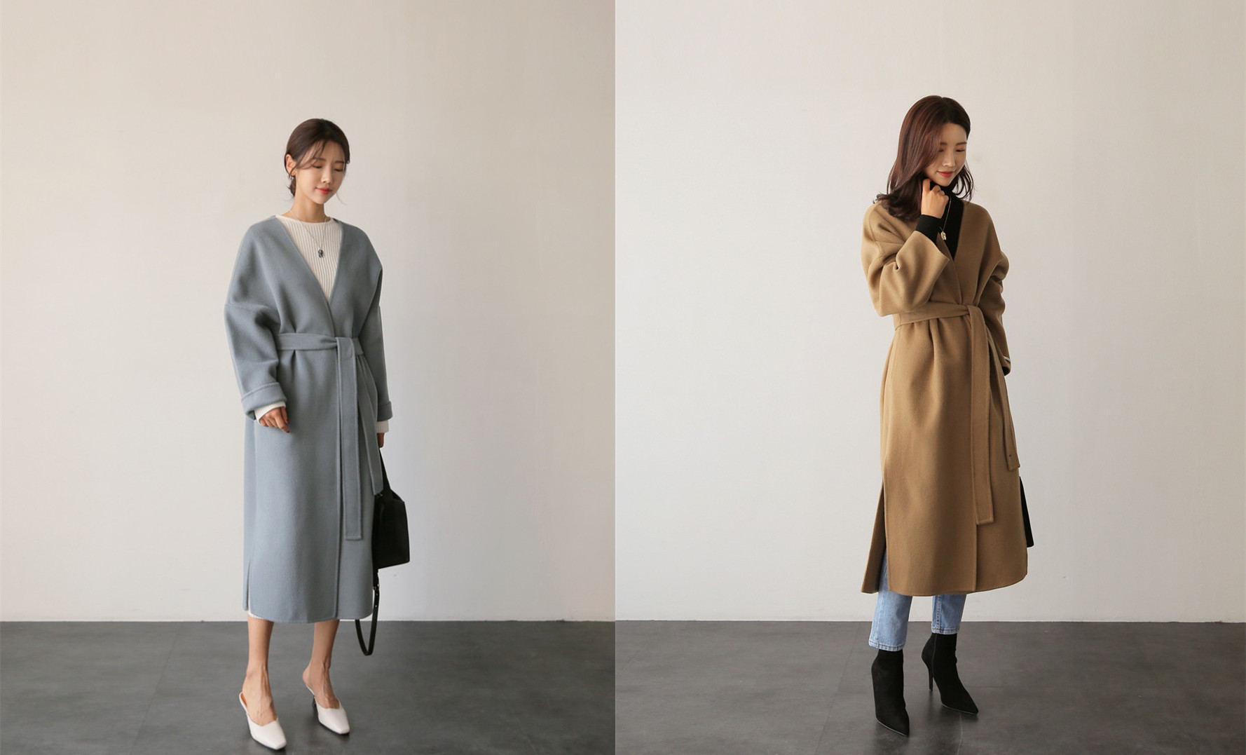 女生大衣怎么穿不臃肿 6种大衣穿搭技巧帮你穿出高挑范