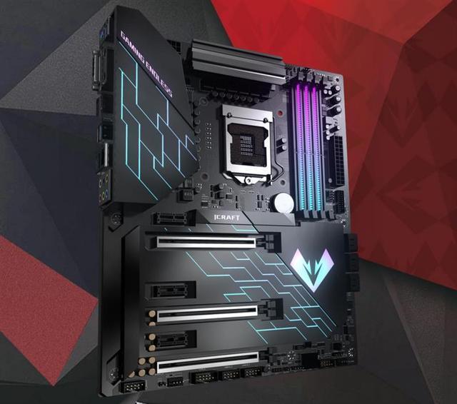 15相供電!銘瑄電競之心iCraft Z390 Gaming評測:改進BIOS后超頻能力刮目相看