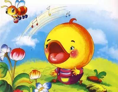 绘本分享——爱唱歌的小鸭子