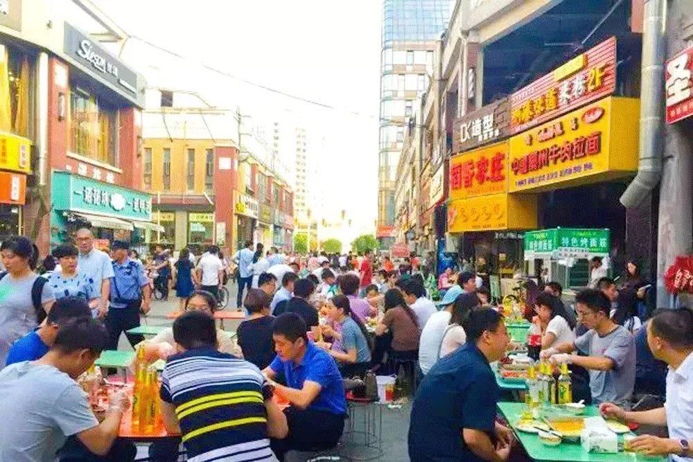 新疆风味特色美食 南京最全清真美食地图!从早吃到晚,这条微信全能满足你!