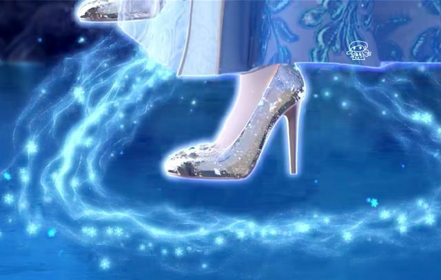 叶罗丽圣级仙子穿的是什么鞋?冰公主穿水晶鞋,曼多拉的是花盆鞋图片