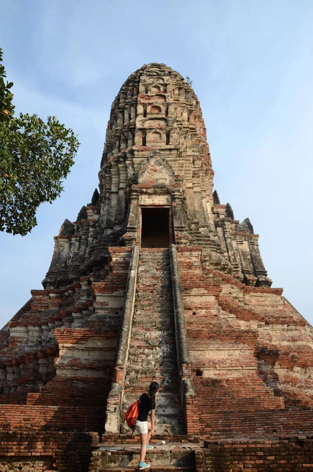 推薦泰國一個古城,從曼谷坐火車只要3元,媲美柬埔寨吳哥窟