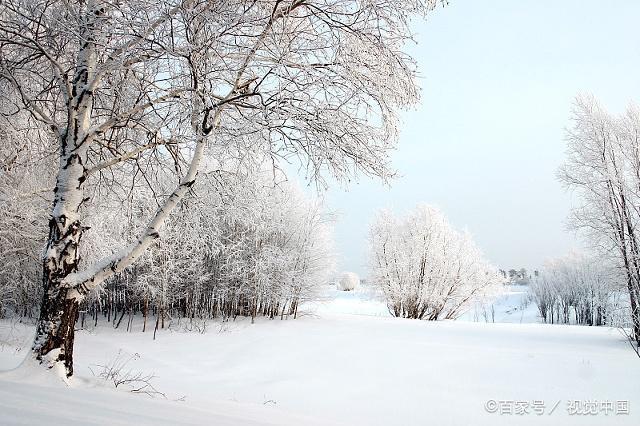 """约么:冬季最佳四大""""赏雪""""胜地"""