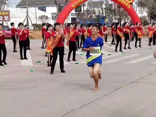 2018首届冠豸山国际半程马拉松赛开赛