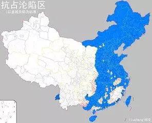 日本大半年就占领了半个中国,为何后来的八年里没有再进一步