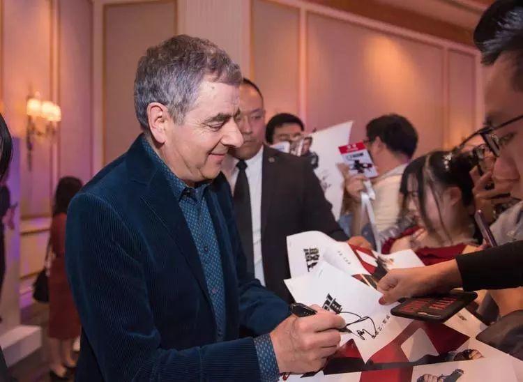 【每日影訊】《憨豆特工3》上海舉辦發佈會,羅溫•艾金森攜經典英式喜劇來襲