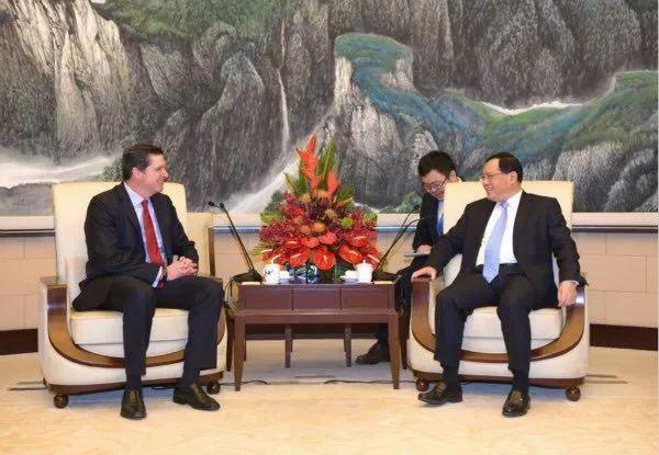 上海市委书记李强:银行业和证券业对外开放的新打破|谁是上海市长