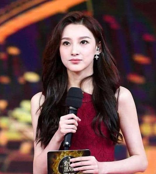 央視新來的一姐,戰勝了董卿,李紅,年僅25歲,像仙女一樣漂亮