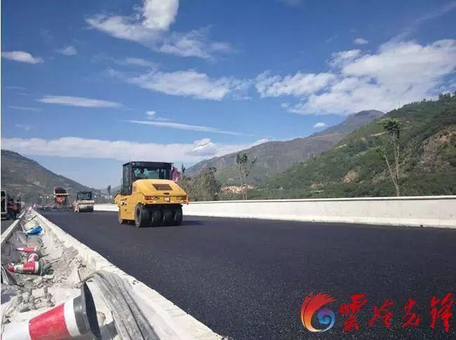 功東高速公路最快年底通車!屆時昆明到東川僅需80分鐘