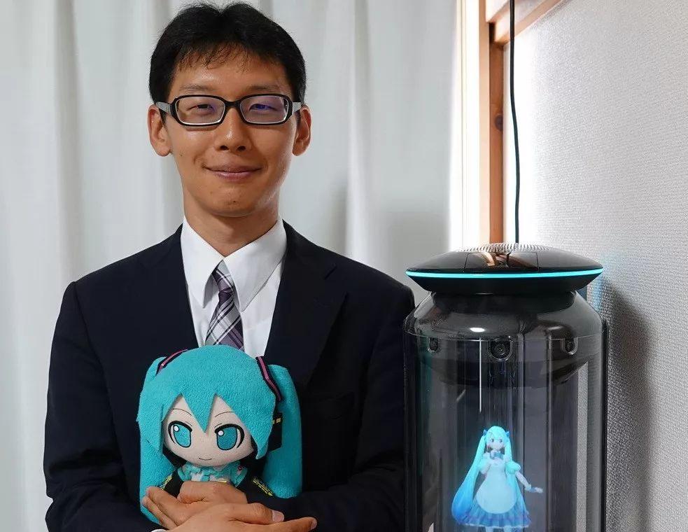 近藤冬音日本名_这个日本宅男最终还是和自己深爱的二次元女孩结婚了...开心就 ...