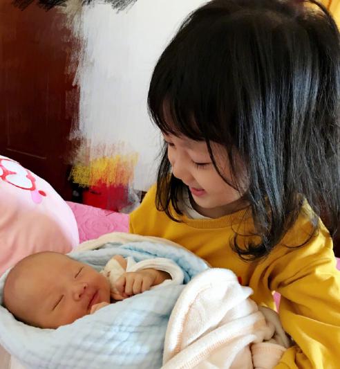 分享一则孕妈在连云港和美家一胎剖二胎顺的体验日记