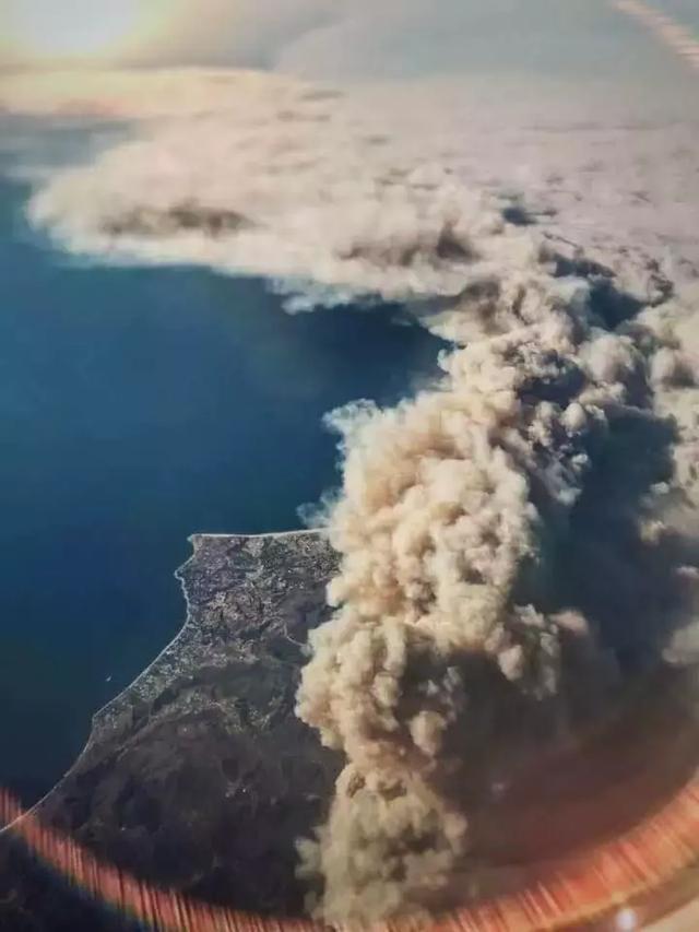 25死110失踪,美国超级山火几度失控,但当地留学生已成功撤离