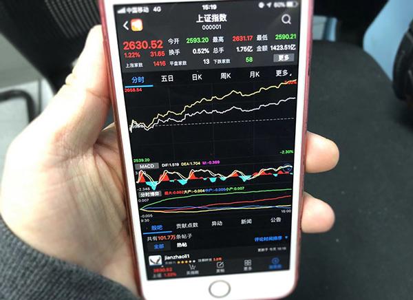 A股逾百股涨停:沪指收复2600点,创业板大涨3.47%