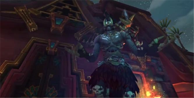 魔兽世界:升血月、召唤亡灵,邦桑迪到底有多厉害?
