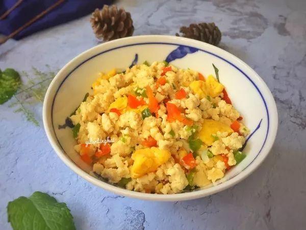 每日一菜 | 鸡刨豆腐