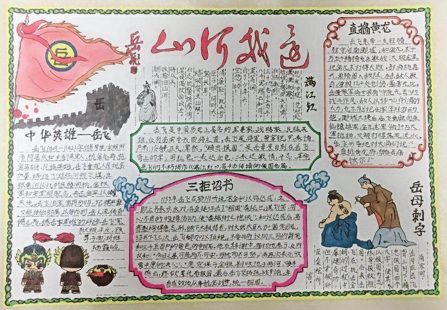 正文  六年5班 汪诗晴 手抄报 2 3 4 5 6 7 8 9 10 11 12 读名人传记图片