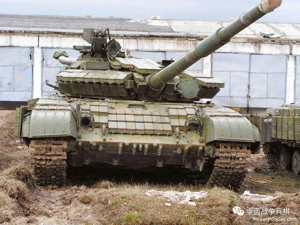 �t_t-64主战坦克