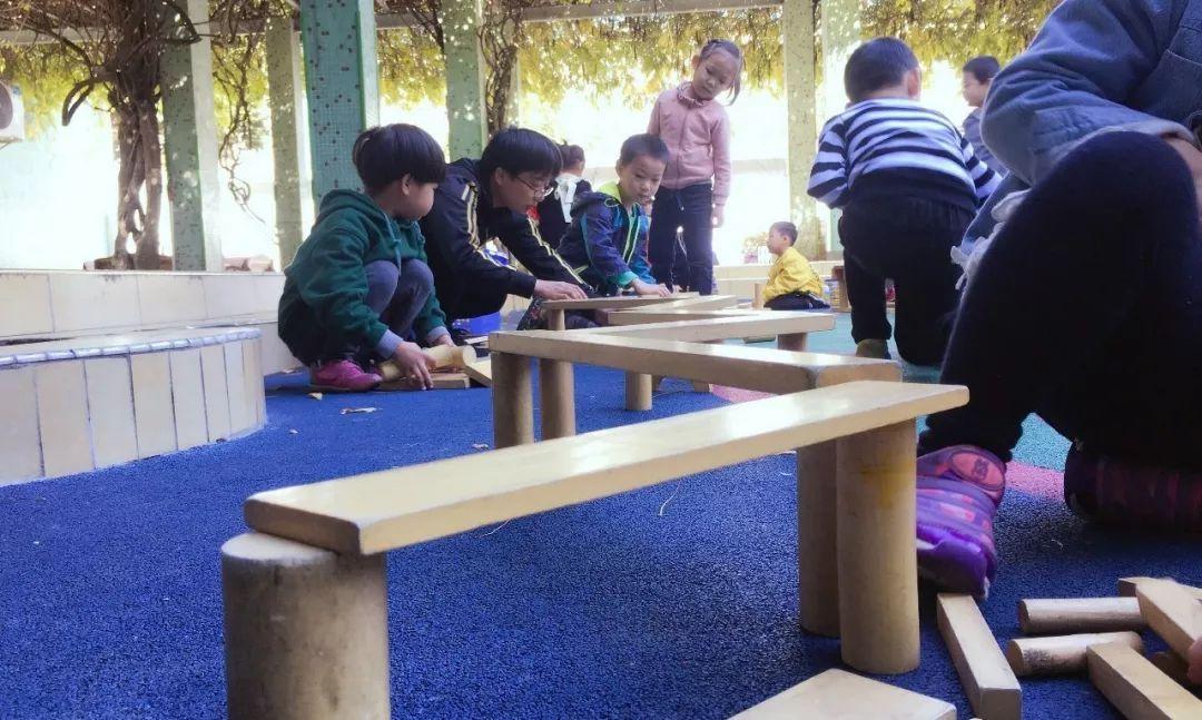 """三毛幼儿园开展""""安吉游戏""""的学习与研讨活动"""