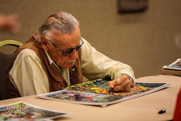 漫威醬油男神去世,今年又一位離開我們的漫畫大神