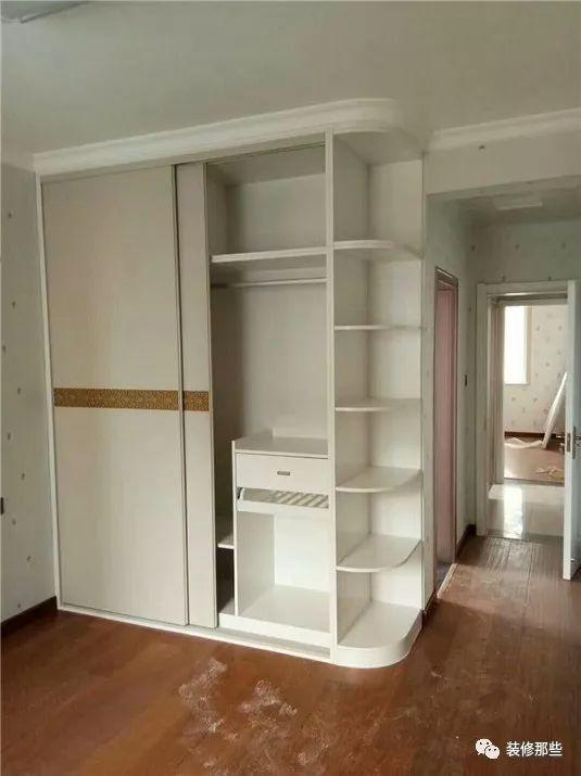 20款卧室衣柜装修效果图,超简单超实用,小户型这样装省钱一半!图片