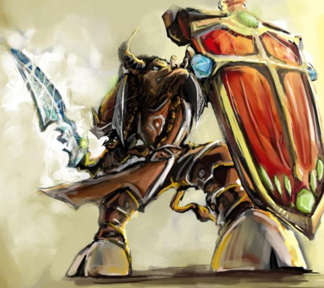 魔兽世界战士老梗未消新梗又出,武器战技能让众人想起一首歌