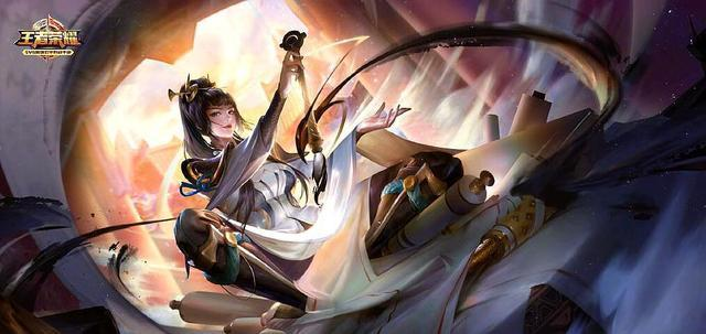 王者:新英雄上官婉儿上线,3款新活动来袭,永久特效免费拿!