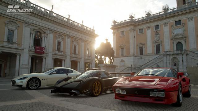 索尼赛车名作《GT Sport》世界大赛11月17日摩纳哥开战