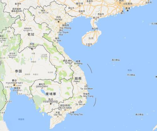 越南面积人口_越南以南,探访这个度假型的新海岛
