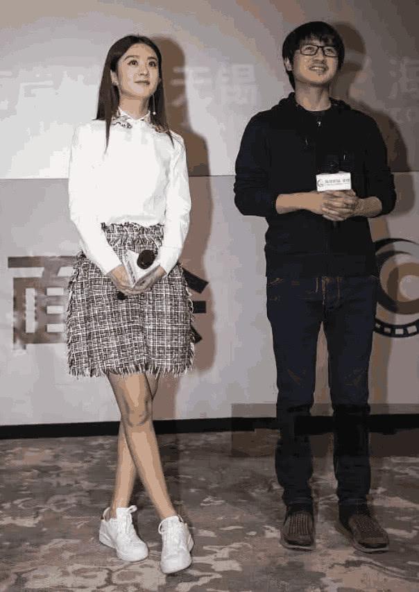 赵丽颖和倪妮同穿白衬衫,网友:原来是一等一的绝色美人!