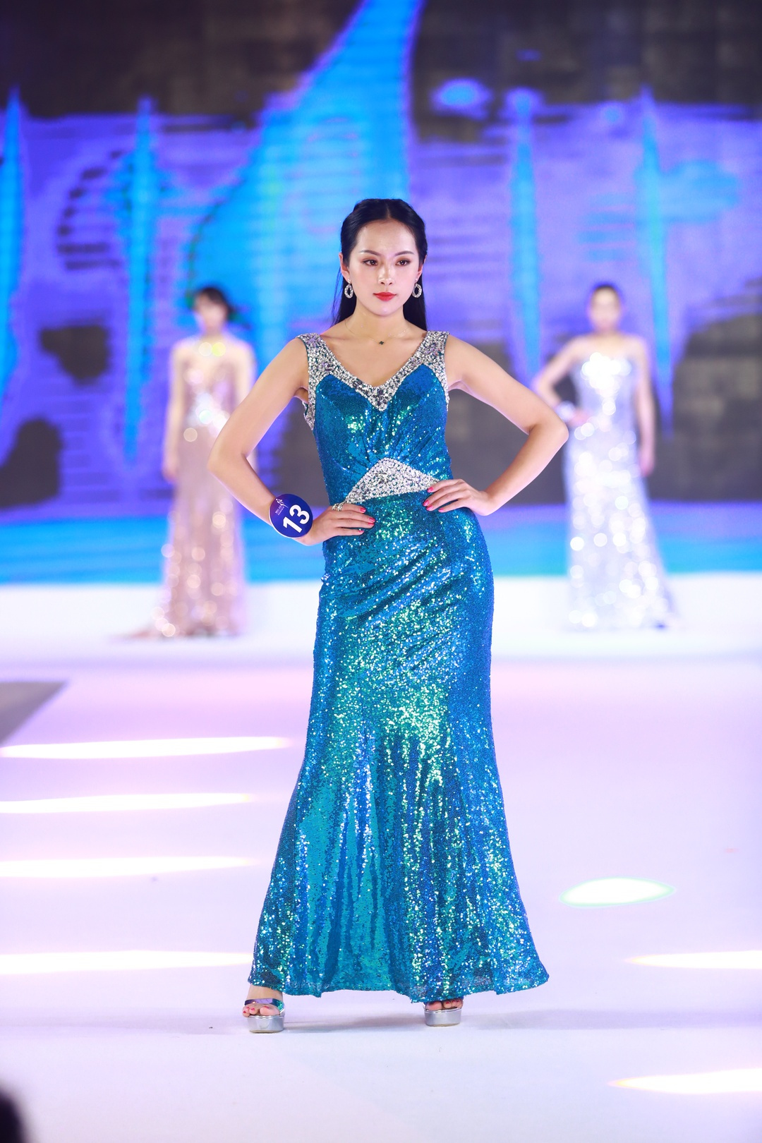 中国选美大赛_2018世界亚裔小姐选美大赛中国总决赛在京完美落幕