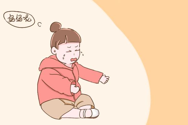 宝宝一放下就哭?这几个原因,宝妈可不能忽视