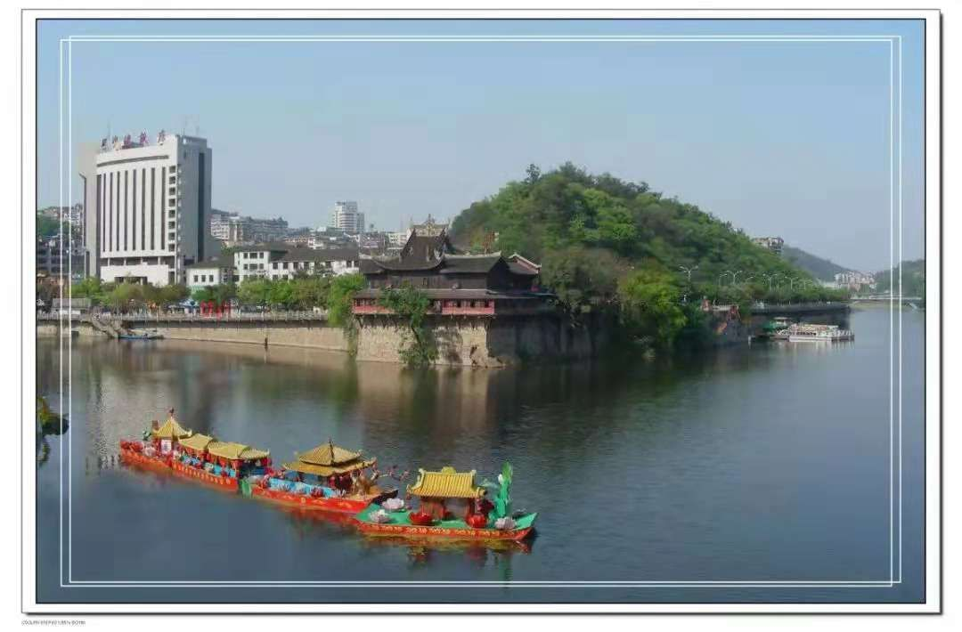 有一种生活,叫自贡老街!