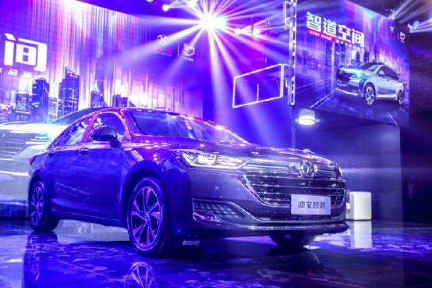 绅宝智道大格局驾临 开启北京汽车20AI时代
