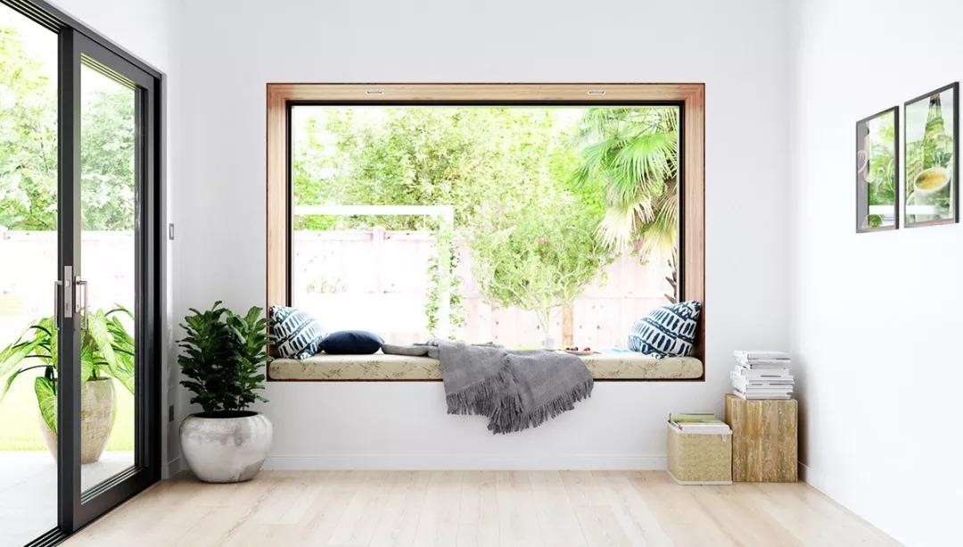 木板空间效果图手绘