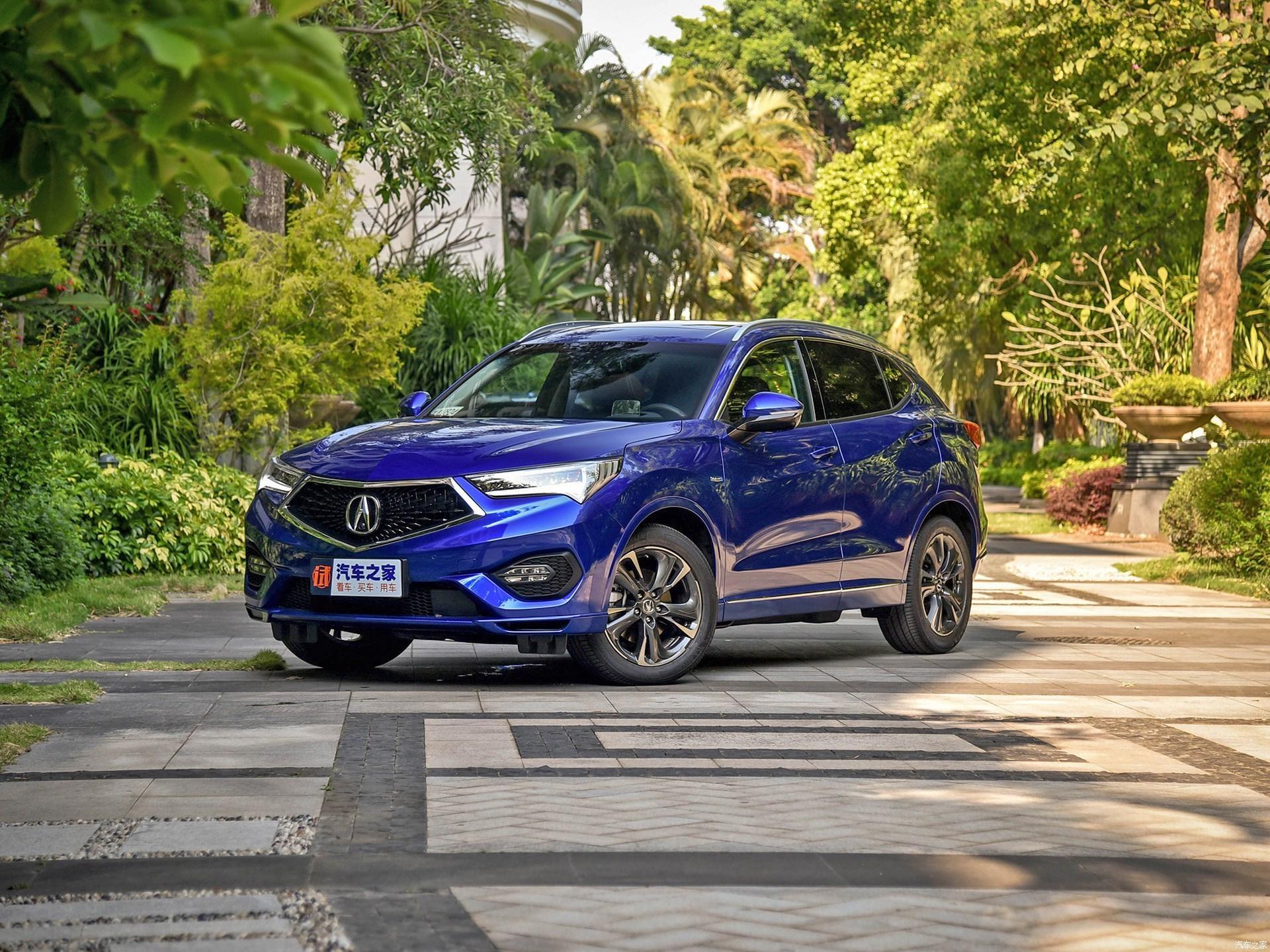 本田特供中国的豪华车有宝马X1的尺寸卖20万超强混动仅5个油_韩式