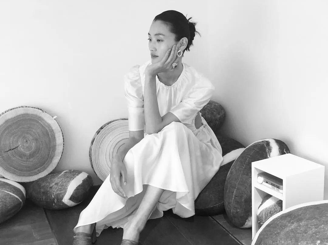 安小落模特是谁