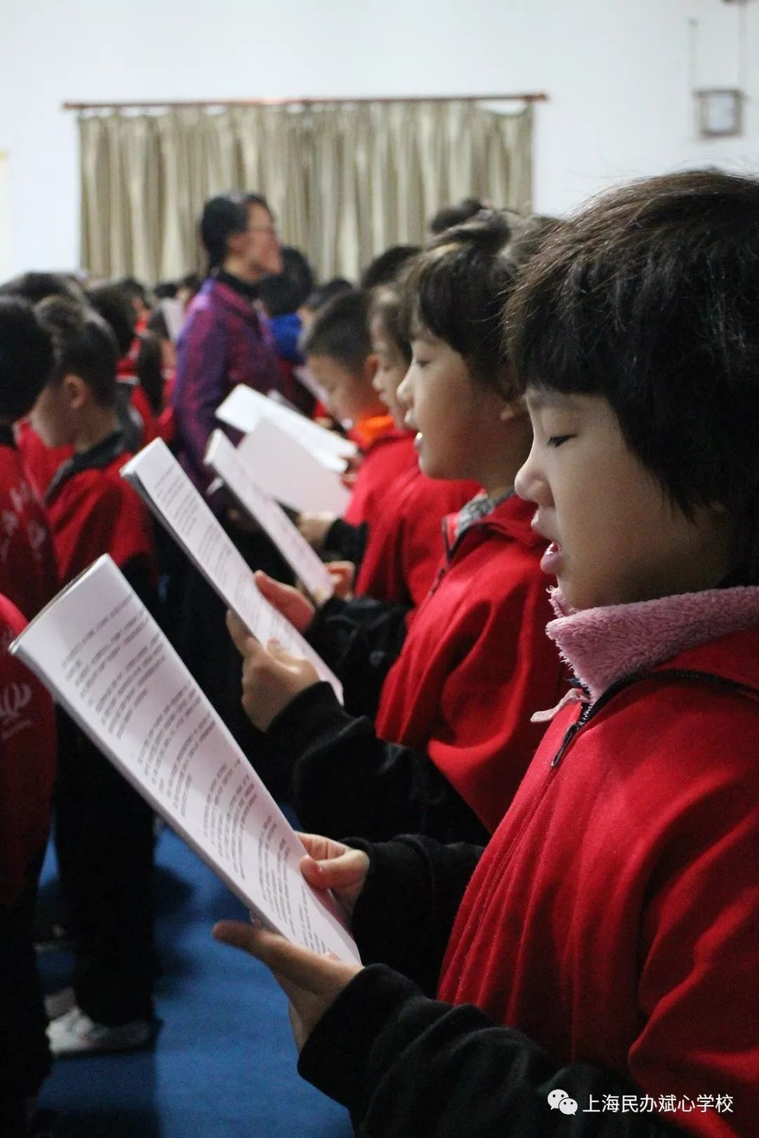 家长必读:孩子,希望有一天你也敢上台作幸福的分享