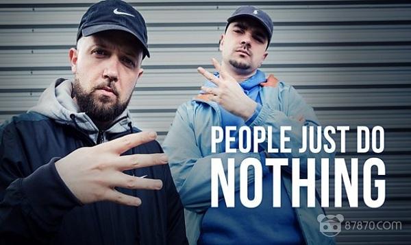 BBC推出首部VR喜剧短片《People Just Do Nothing》